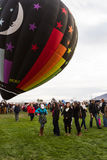Ballon fiesta Stock Images