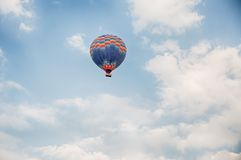 Ballon in flyght Stock Photo