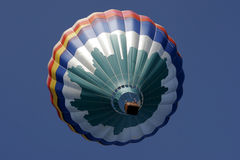Ballon-Himmel der Heißluft-SS159 Stockfotos