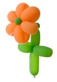 ballon kwiat Obrazy Stock