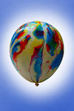Ballon multicolore. Photos libres de droits