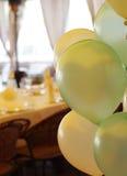 Ballon op Partij Royalty-vrije Stock Fotografie