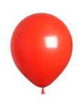Ballon rouge Photos libres de droits
