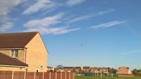 Ballon rouge Images libres de droits