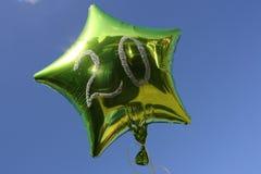 Ballon twintigste Royalty-vrije Stock Afbeelding