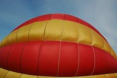 Ballon und Himmel Stockfoto