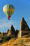 Ballonausflug Stockfotos
