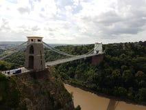 Ballonbrücke Lizenzfreies Stockfoto
