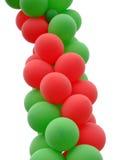 Ballone Lizenzfreie Stockfotografie