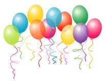 Ballone. Lizenzfreie Stockfotos