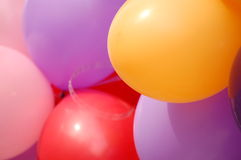 Ballone Lizenzfreie Stockfotos