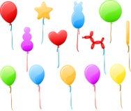 Ballone Stockfoto