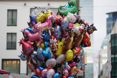 Ballone für Kinder Lizenzfreie Stockbilder