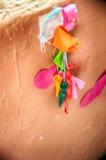 Ballonexplosion Lizenzfreie Stockbilder