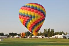 Ballonfestival Lizenzfreie Stockfotos