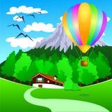 ballong Arkivfoto