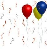 ballong stock illustrationer