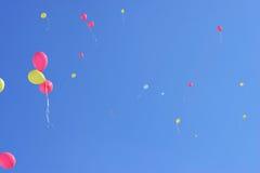 ballong Royaltyfri Fotografi