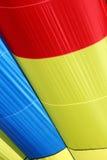 Ballong för varm luft på den Colorado ballongklassikern Royaltyfri Bild