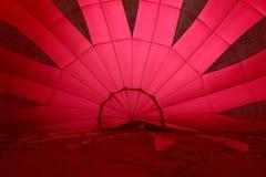 Ballong för varm luft Putrajaya Arkivbilder