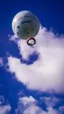 Ballong i Paris Arkivbild