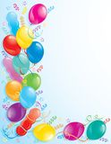 ballongdeltagare Arkivfoto