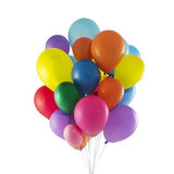Ballonger Arkivbild