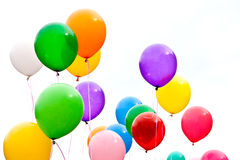 ballonger Royaltyfria Bilder