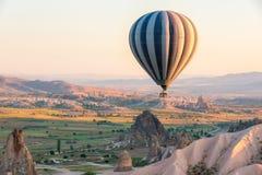 Ballonger av Cappadocia royaltyfria bilder