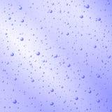 Ballonger för vatten för vektorillustrationbakgrund Royaltyfri Bild