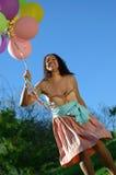 ballonger galore Royaltyfria Bilder