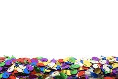 ballongkonfettiar Royaltyfri Foto