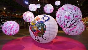 Ballongljus Arkivbild