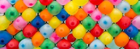 Ballongmodellbakgrund Royaltyfri Bild