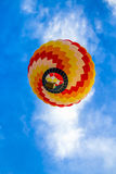 Balloning. Ballooning on a wonderful sunny day Stock Photography