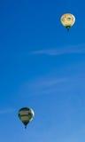 Ballonnlancering in 24 uren van TT DE Fronteira 2013 Stock Afbeeldingen