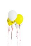 Ballons à air Photos libres de droits