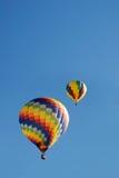 Ballons à air chauds Image stock