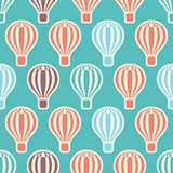 Ballons à air chauds illustration libre de droits