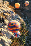Ballons à air chauds Image stock