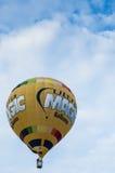 Ballons à air chauds Images stock
