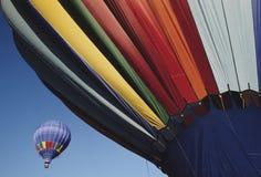 ballons αέρα καυτά Στοκ Εικόνα