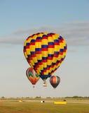 ballons αέρα καυτά Στοκ φωτογραφίες με δικαίωμα ελεύθερης χρήσης