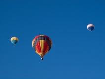 ballons воздуха горячие Стоковое Изображение