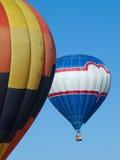 ballons воздуха горячие Стоковые Фото