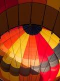 Ballons горячего воздуха Стоковое Фото