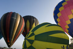 ballons запускают готовое Стоковые Изображения