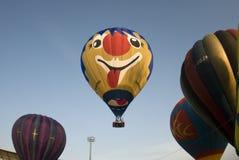 ballons запускают готовое Стоковые Изображения RF