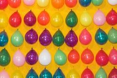 ballons пестротканые Стоковое Фото