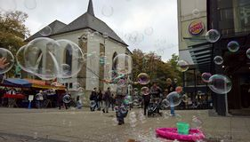 ballons Royalty-vrije Stock Afbeelding